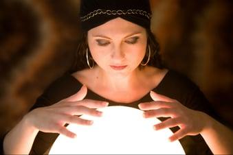 crystal ball, fortune teller, medium